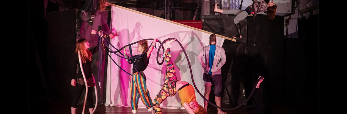 Out of Order ~ BA student's FMP - Circus Shows - CircusTalk