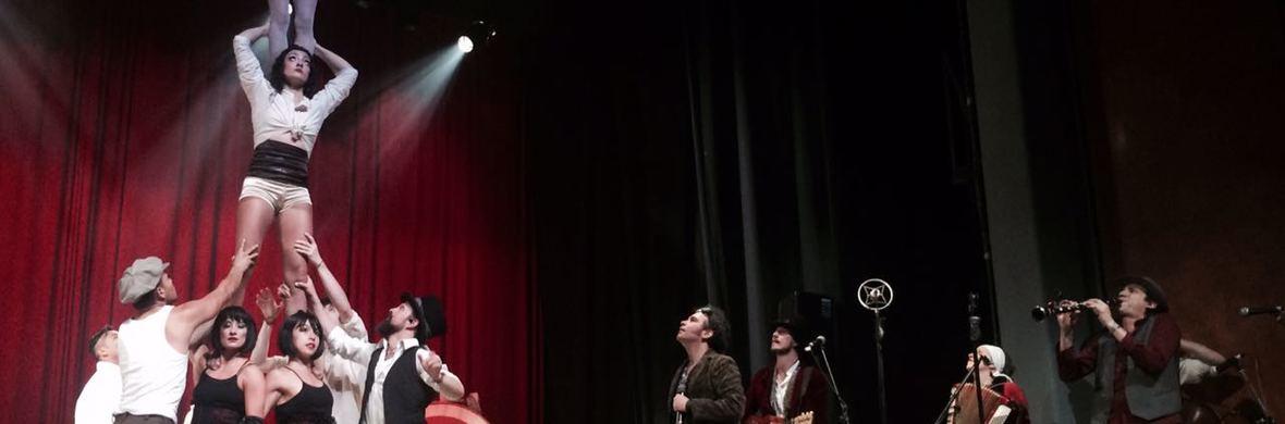 Gypsy Express - Circus Shows - CircusTalk
