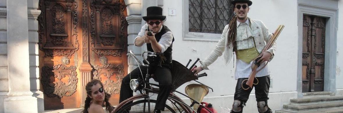 Steam On - Circus Shows - CircusTalk