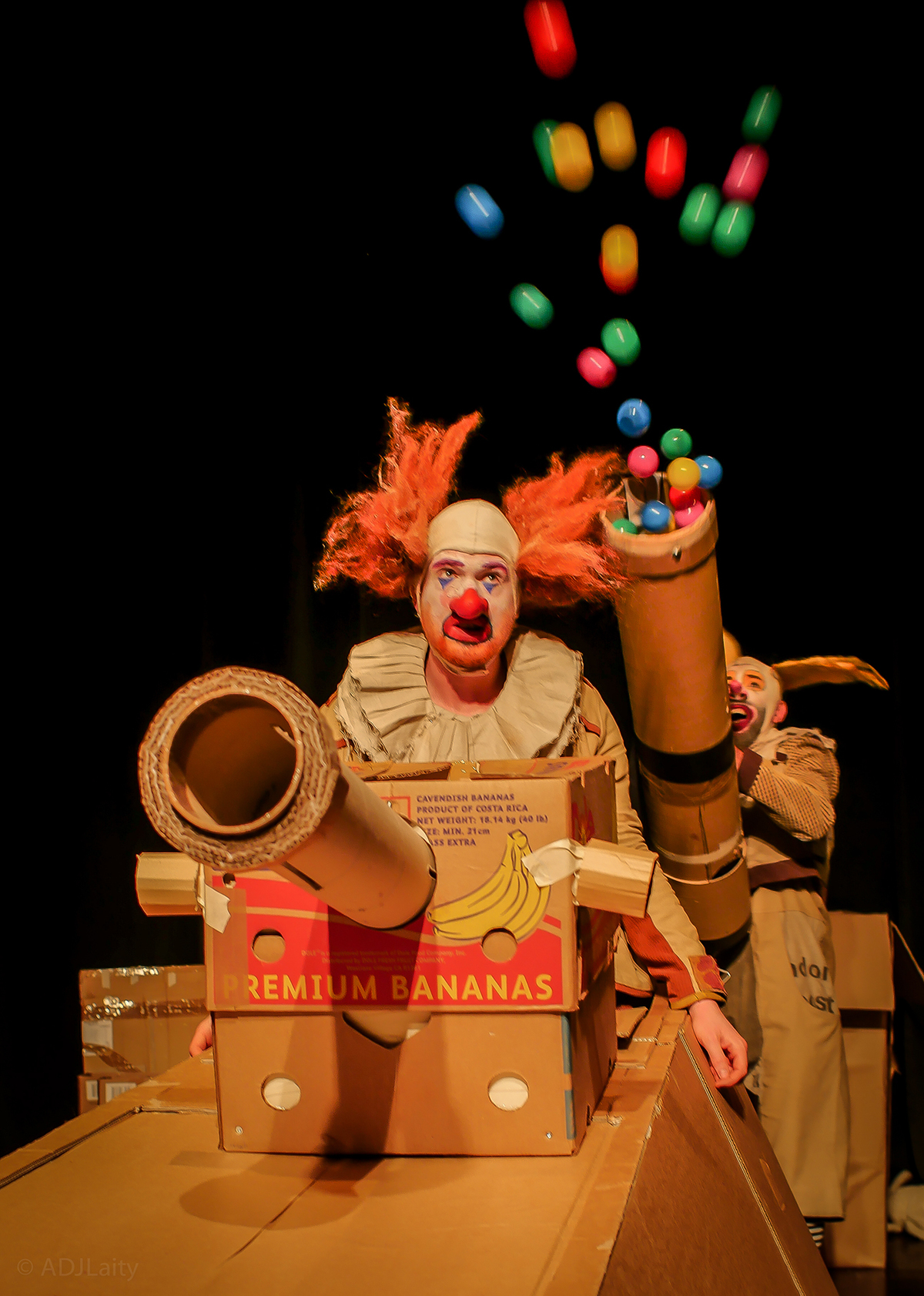 Coulrophobia - Circus Events - CircusTalk