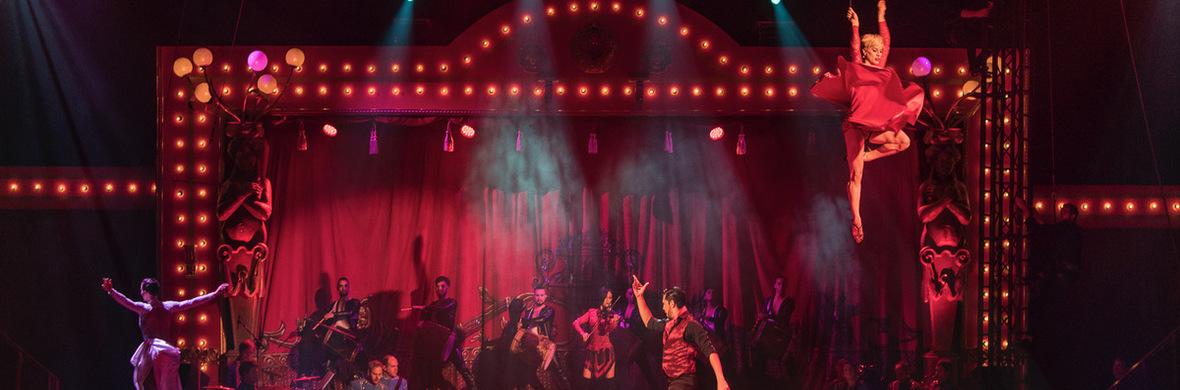 LIBERTANGO por TANGO AEREO - Circus Acts - CircusTalk