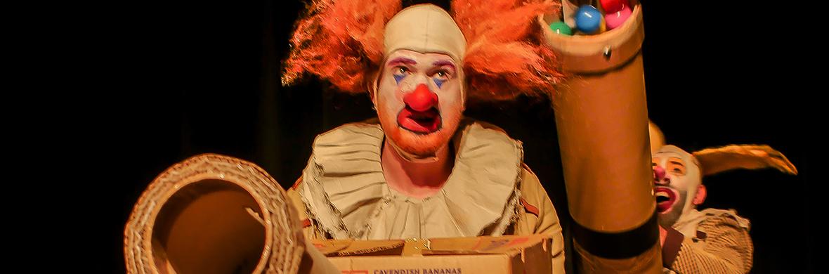 Coulrophobia - Circus Shows - CircusTalk