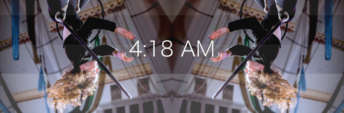 4:18 AM  - Circus Acts - CircusTalk
