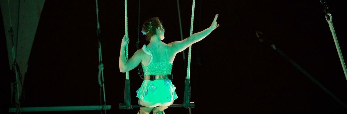 Swinging Trapeze - Circus Acts - CircusTalk