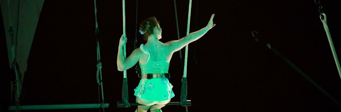 Swinging Trapeze - Circus Acts - CircusTalk