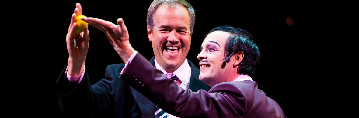 Michael Halvarson / Comedy Pickpocket - Circus Acts - CircusTalk