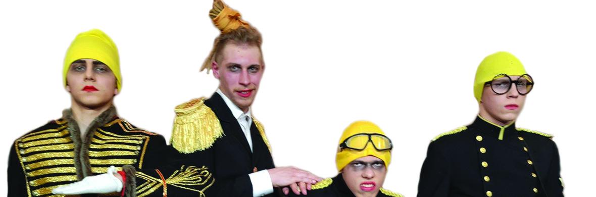 Clowns show  4Matix  - Circus Shows - CircusTalk