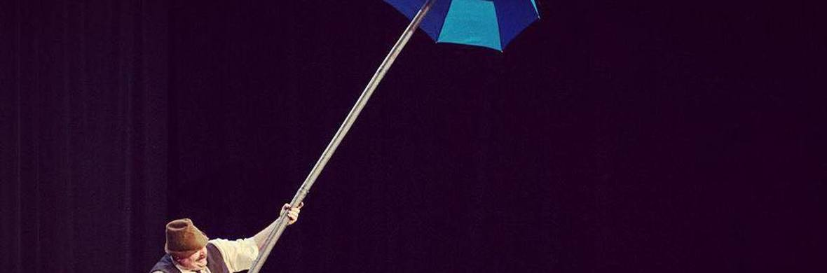 Giant Umbrella Act - Circus Acts - CircusTalk