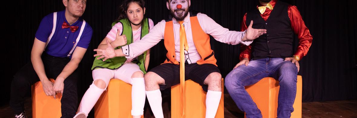 Curtain Comedy - Circus Acts - CircusTalk