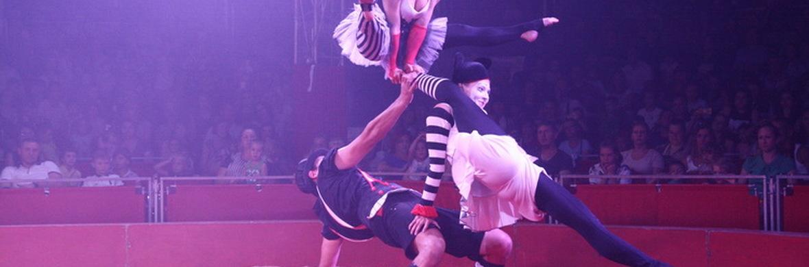acrobatic group - Circus Acts - CircusTalk