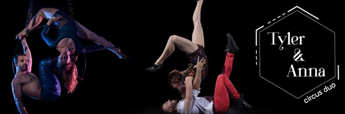 Circus Duo Tyler & Anna - Circus Acts - CircusTalk