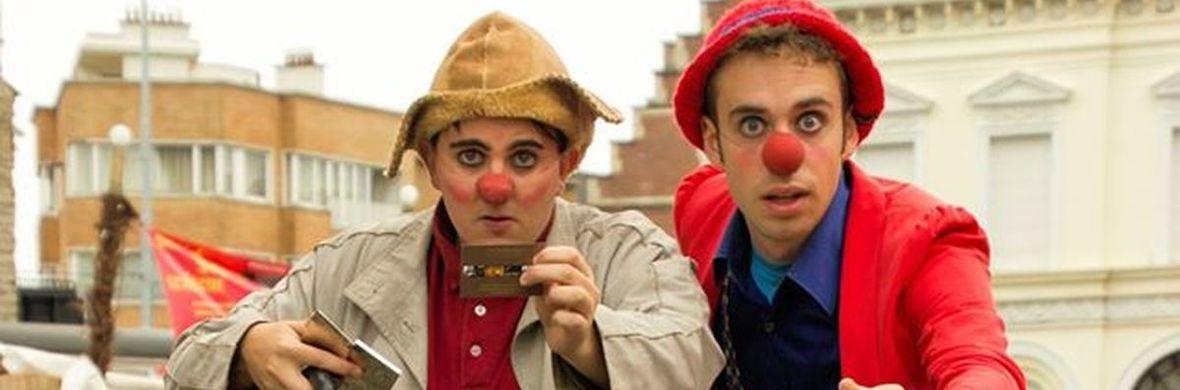 Slow-Mo Clowns - Circus Acts - CircusTalk