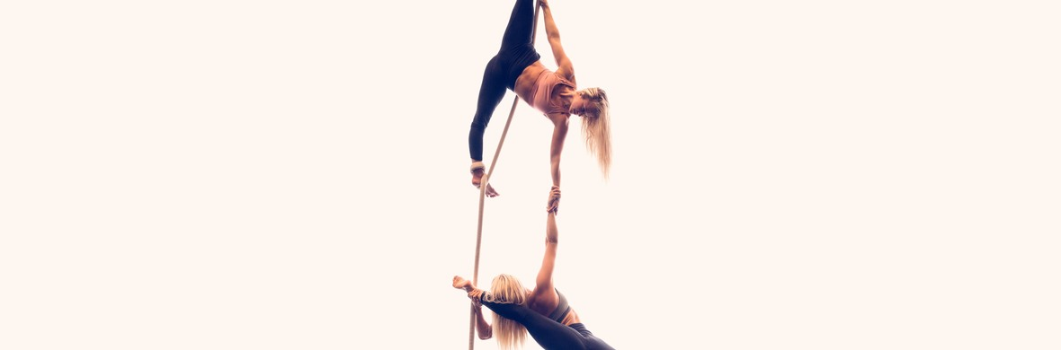 Female rope-duo - Circus Acts - CircusTalk