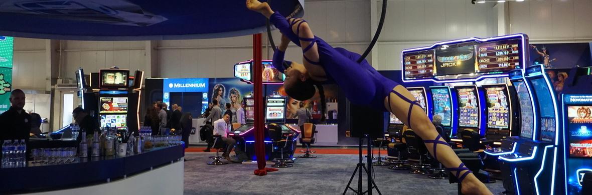 Lyra - Circus Acts - CircusTalk