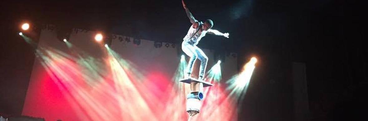 Rolla rolla and Handbalancing  - Circus Acts - CircusTalk