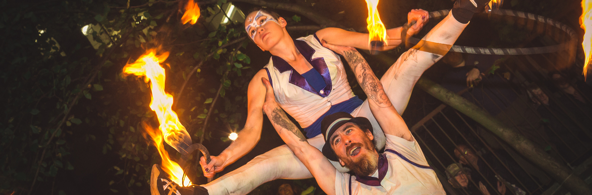 Fire & Motion - Circus Acts - CircusTalk