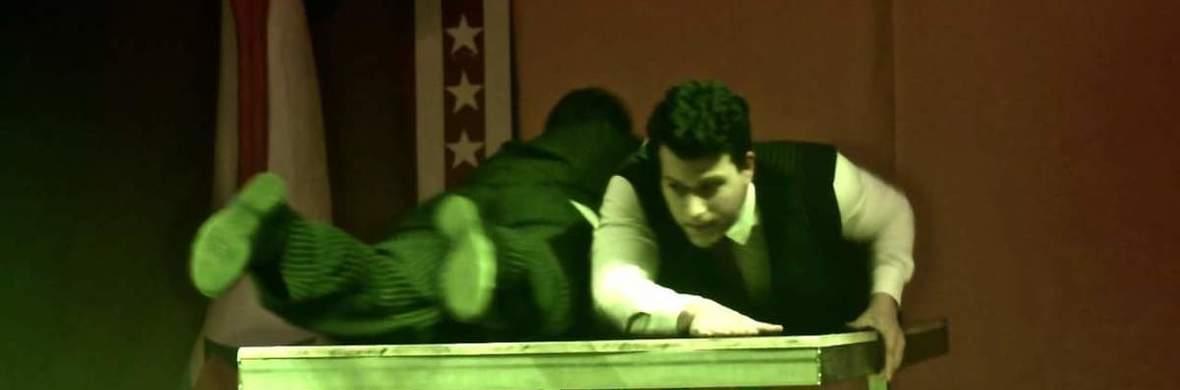 Togni's Brother Eccentric Table Duo - Circus Acts - CircusTalk
