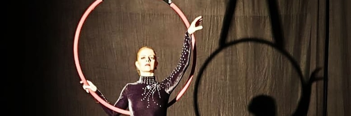 Aerial Hoop - New Act - Circus Acts - CircusTalk