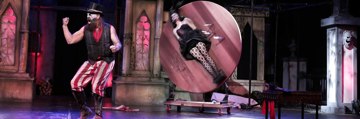 Knife throwing. crossbows. - Circus Acts - CircusTalk