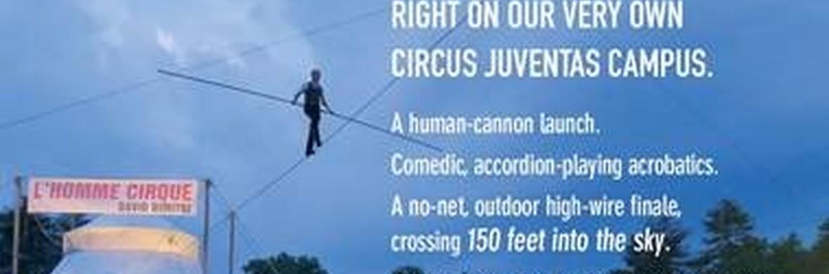 L'HOMME CIRQUE - David Dimitri - Circus Shows - CircusTalk