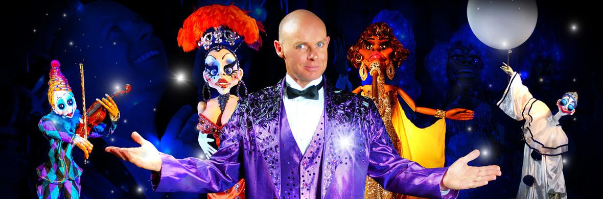 Murray Raine Puppets Australia - Circus Acts - CircusTalk