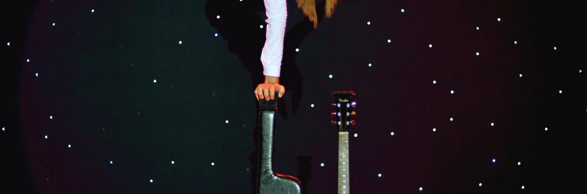 guitar balancing - Circus Acts - CircusTalk