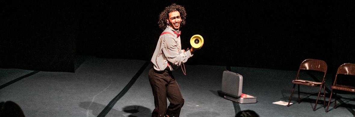 Hire ME! - Circus Acts - CircusTalk