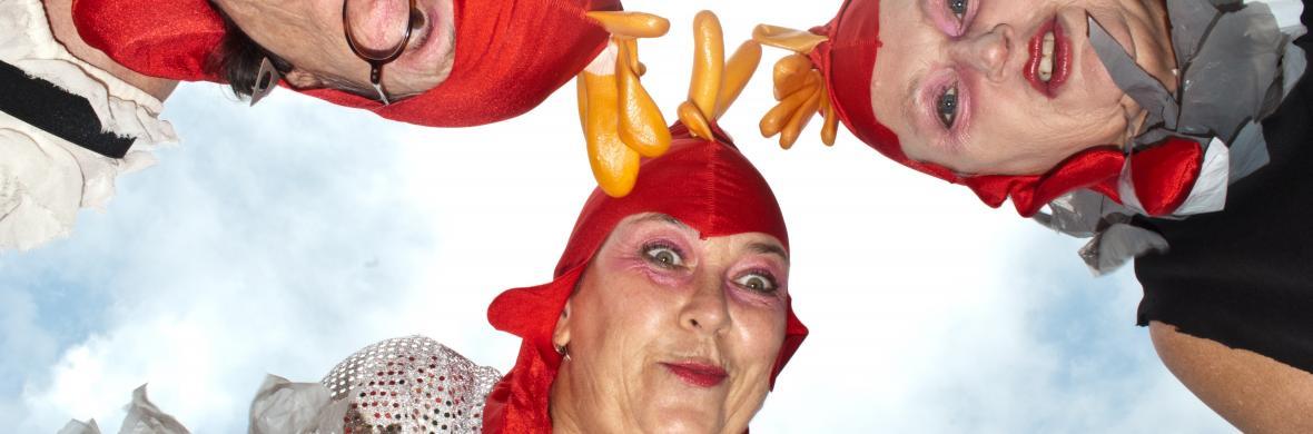 Portraits of WOW - Circus Shows - CircusTalk