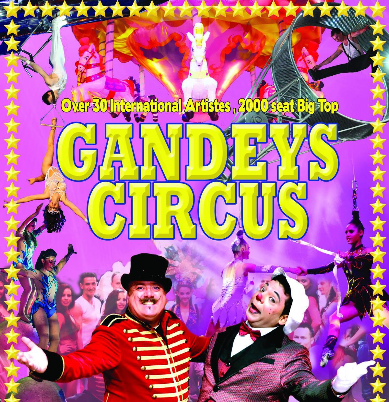 Gandeys Circus - Circus Events - CircusTalk