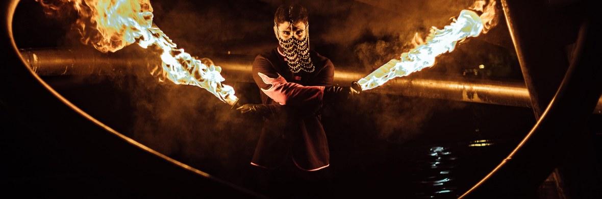 KAJI 火事  - Circus Acts - CircusTalk