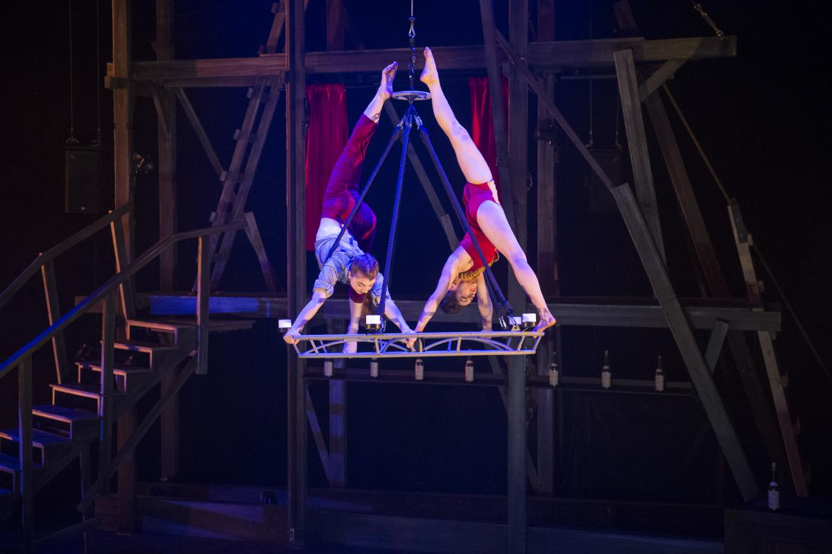 SALOON - Circus Events - CircusTalk