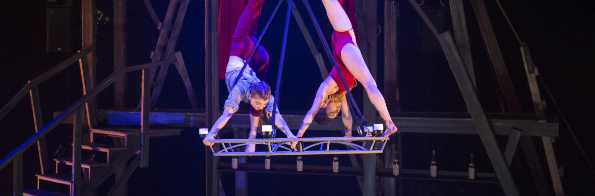 SALOON - Circus Shows - CircusTalk