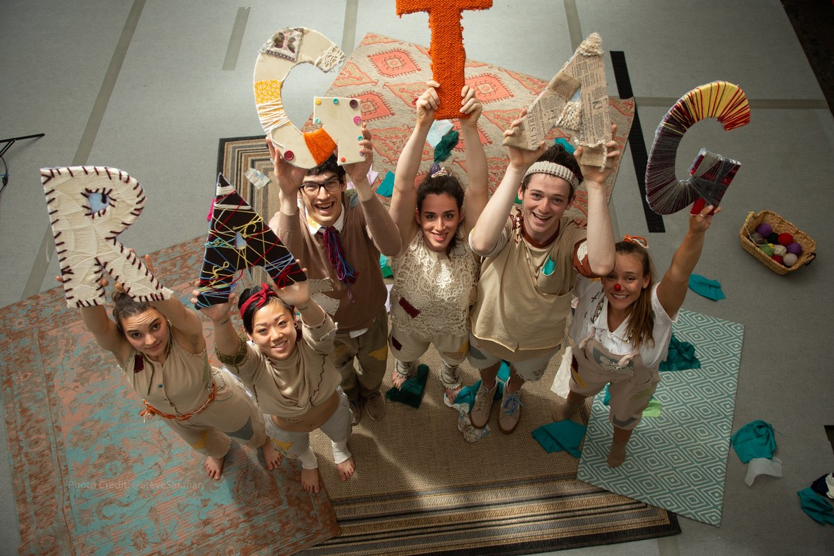 RagTag: A Circus in Stitches