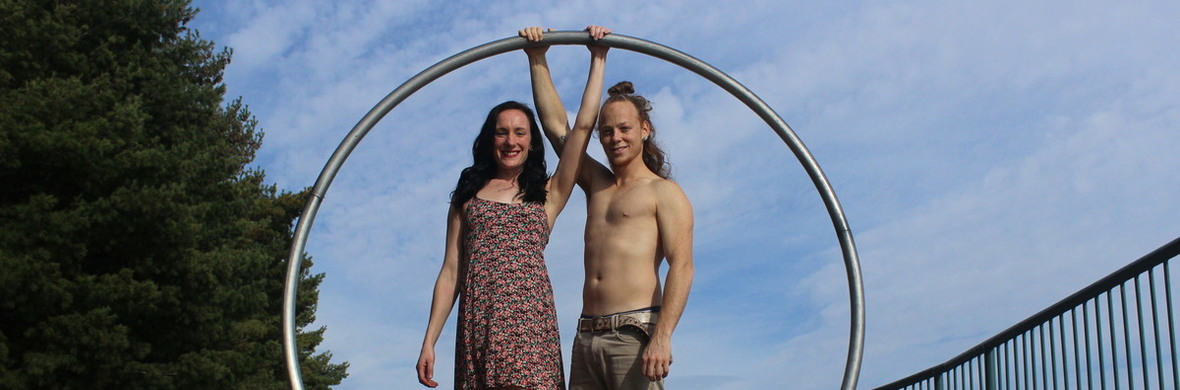 circusmonkeys-aerial duo - Circus Acts - CircusTalk