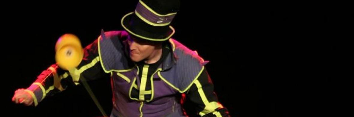 Diabolord Priam - Circus Acts - CircusTalk