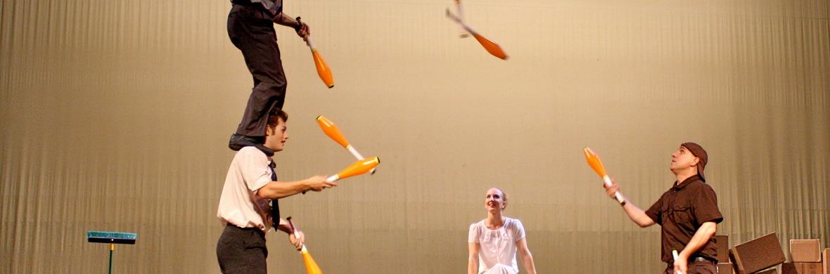 Shipping & Receiving  - Circus Shows - CircusTalk