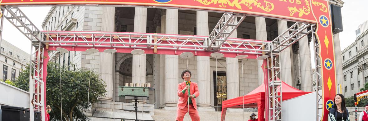 Bindlestiff Family Cirkus' Flatbed Follies - Circus Shows - CircusTalk