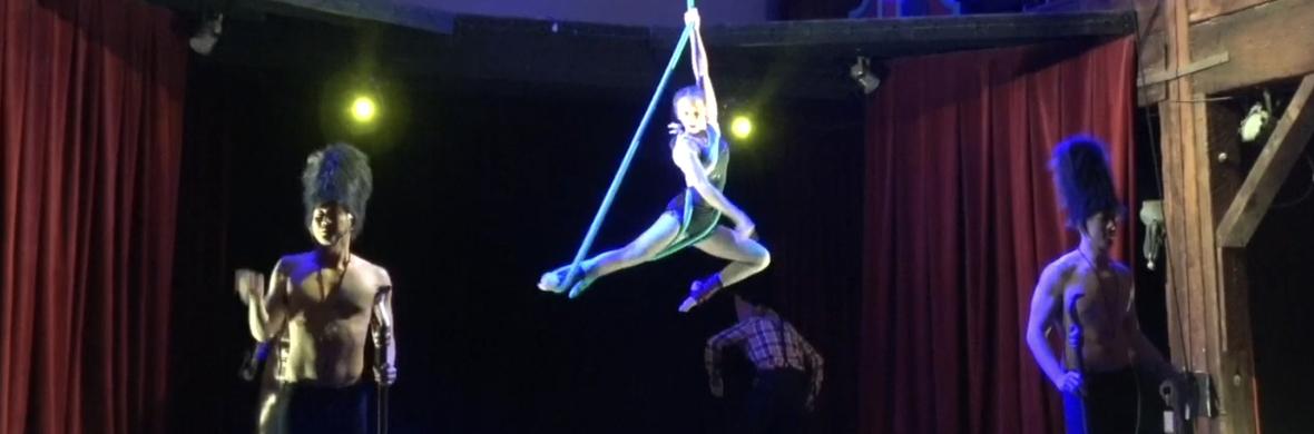 Straight Outta Oz - Circus Acts - CircusTalk