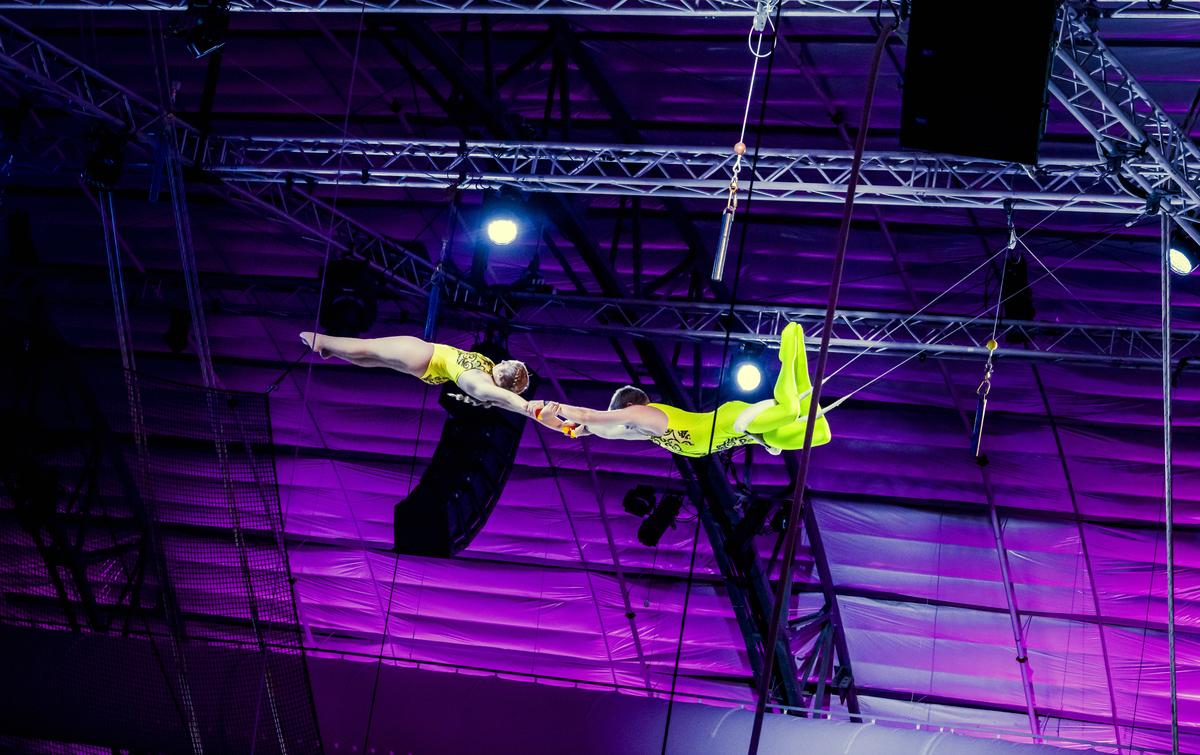 SAILOR CIRCUS 71ST ANNIVERSARY SPRING SHOWS - Circus Events - CircusTalk