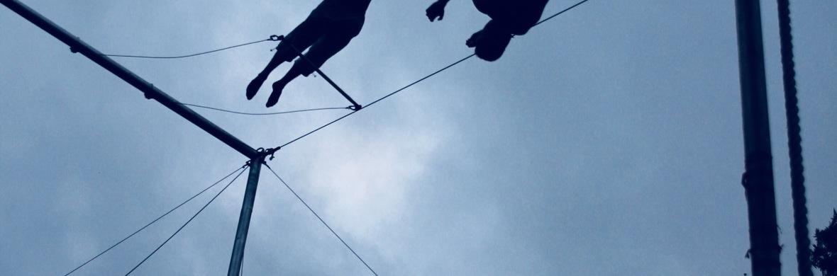 Flying Trapeze - flyer - Fabien Matas - Circus Acts - CircusTalk