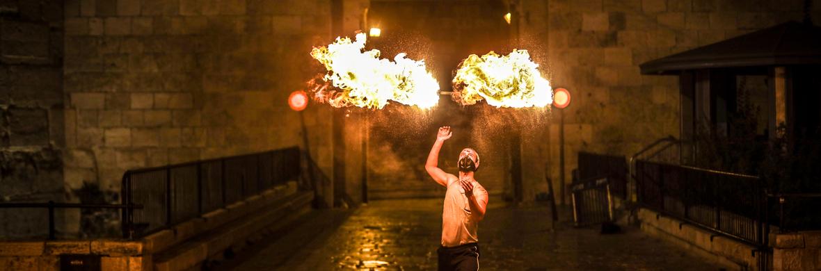 dialogue with fire  - Circus Shows - CircusTalk