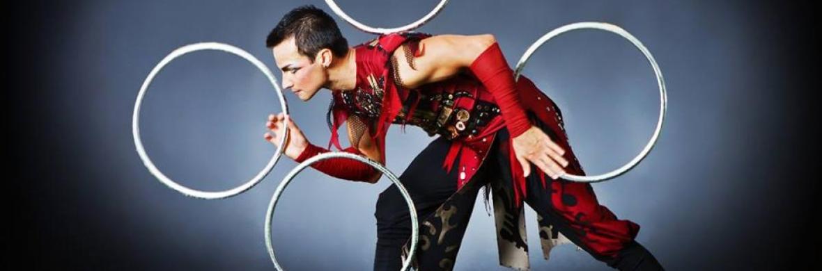 Valeri Tkach Juggling - Circus Acts - CircusTalk