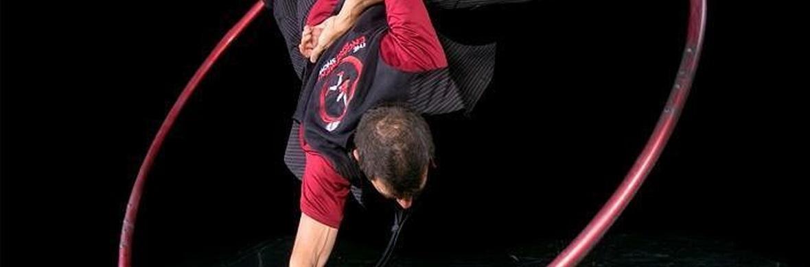 Cyr Wheel Act - Paul Perreault - Circus Acts - CircusTalk