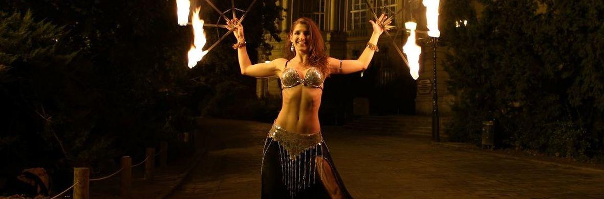 Fire belly dance show - Circus Shows - CircusTalk