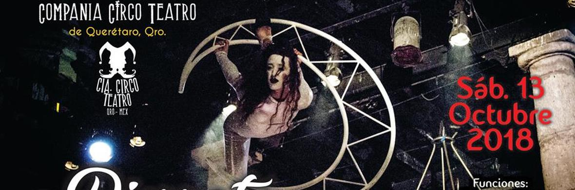 PIERROT Y LA LUNA AUTOR ARTURO RUFFO - Circus Shows - CircusTalk