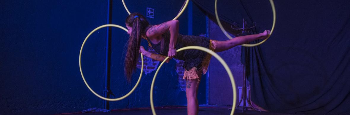 Carmensita - Hoop act - Circus Acts - CircusTalk