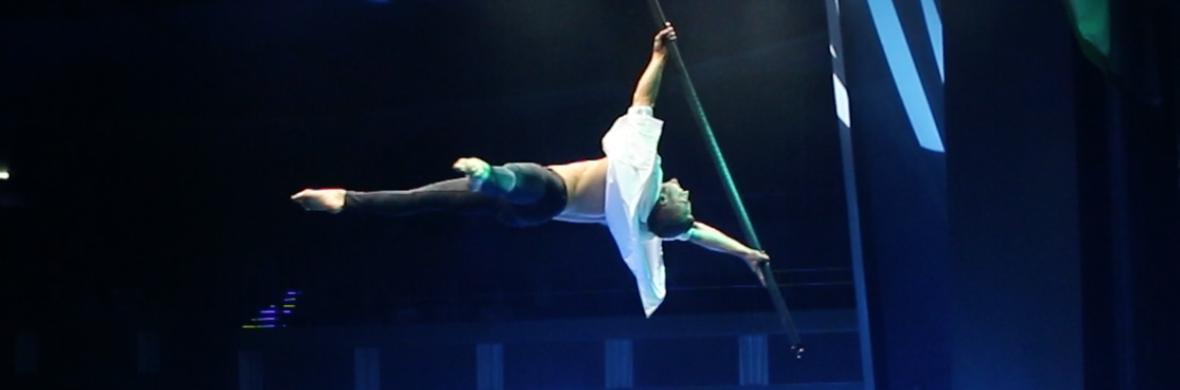 Flying Pole Act - Circus Acts - CircusTalk