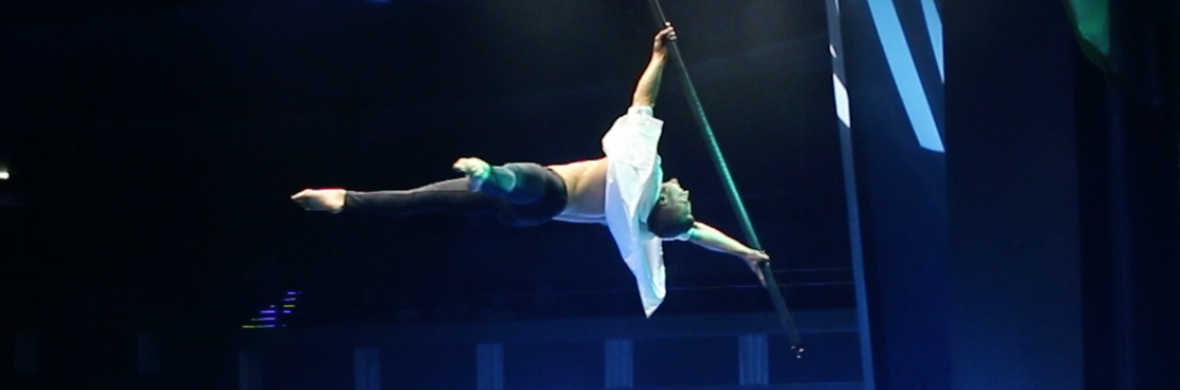 Flying Pole Act - Circus Acts - CircusTalk