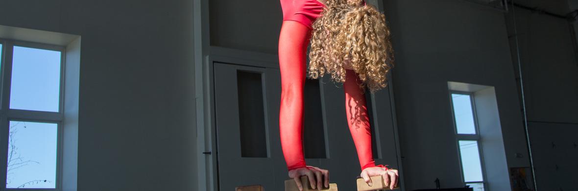 Sierra Rhoades Nicholls Handstand Act  - Circus Acts - CircusTalk