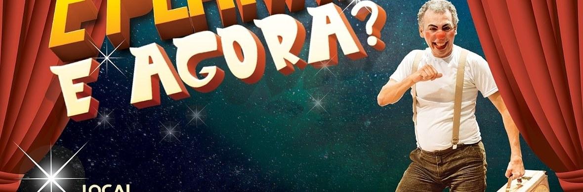 A terra eh plana! E agora?  The Earth is flat! And now? - Circus Shows - CircusTalk